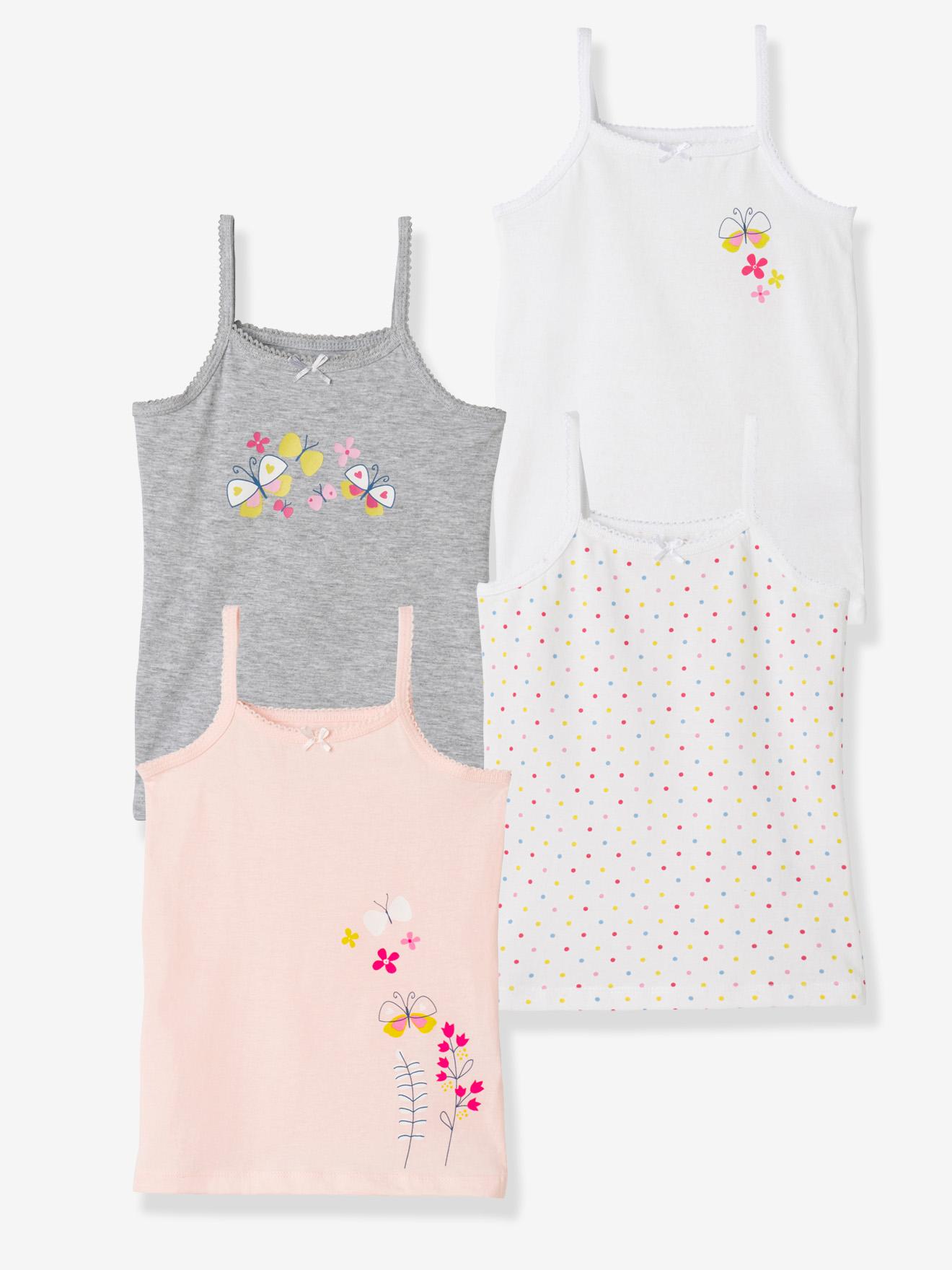 Unterwäsche für Mädchen mit hübschen Designs